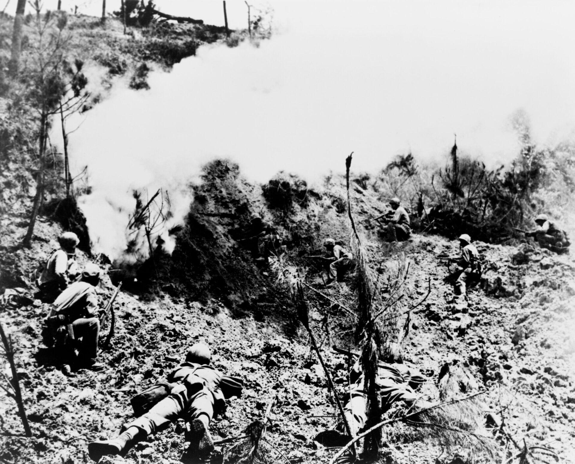 沖縄戦のイメージ画像